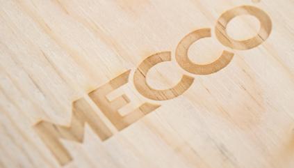 Can a Fiber Laser Engrave Wood?   MECCO Blog