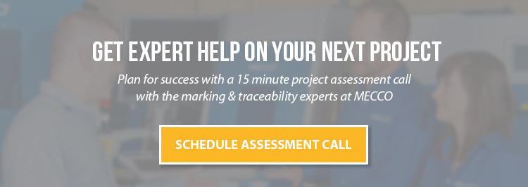 Plan for success with a marking project assessment call