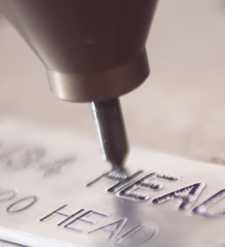 About Pin Marking and Applications for Permanent Marking | MECCO