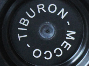 Tiburon Laser Marking Sample