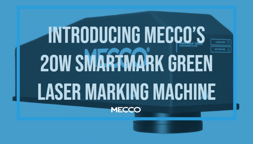 New Laser Engraving Solution for Soft Products | MECCO Blog