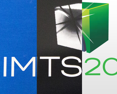IMTS Laser Marked Logo