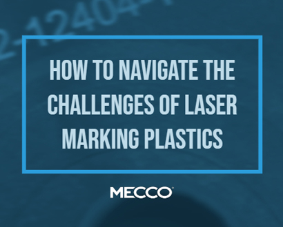 How to navigate the challenges of laser marking plastics