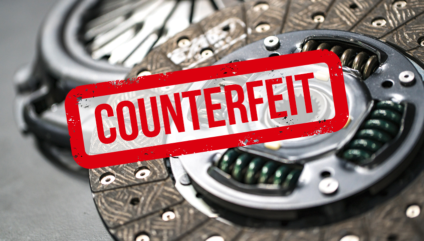 Spot counterfeit products