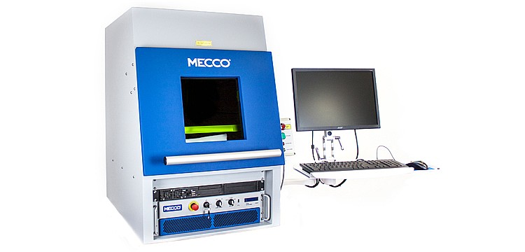 The customized laser marking system