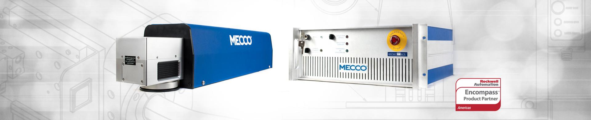 MECCOmark CO2 Laser Marking Machine   MECCO